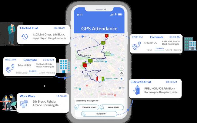 GPS-Attendance