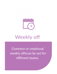 Weekly-Off