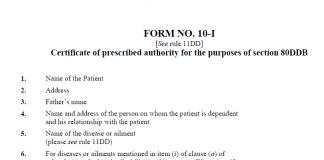 Form 10-I