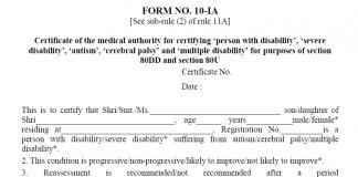 Form 10-IA